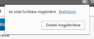 sikeres oldal fordítás ebay magyarul