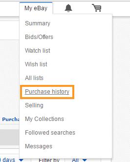 Ebay belépés